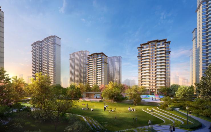 咸宁发展向东 高新区繁华提速到来