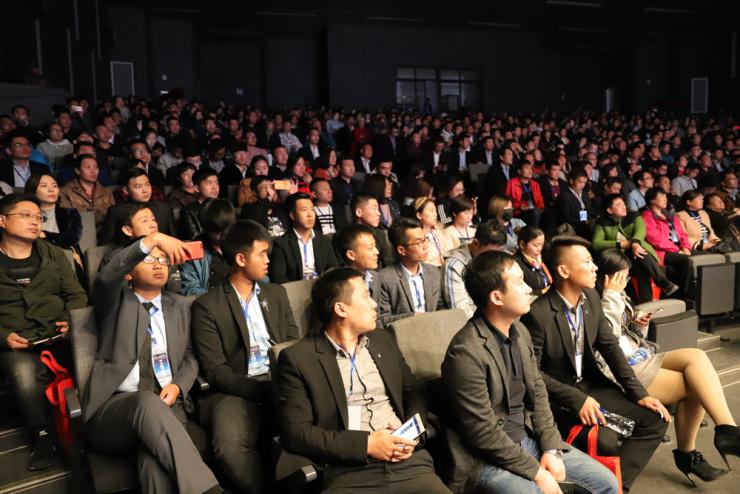 震撼!千人聚集!保定首届房地产经纪人财富大会盛大召开