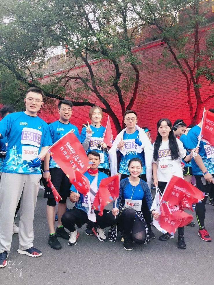 穿越千年历史,2018西安(阳光城)国际马拉松圆满成功!