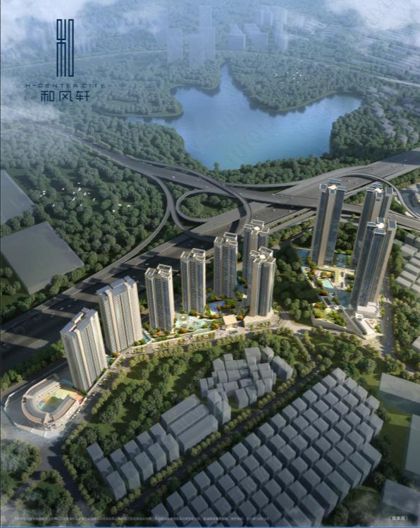 万科入股深圳梅林关更新项目,打造龙华大型都会综合体