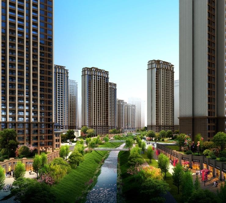 住宅新标杆,粤泰·生活城二期天鹅湾正式起航!