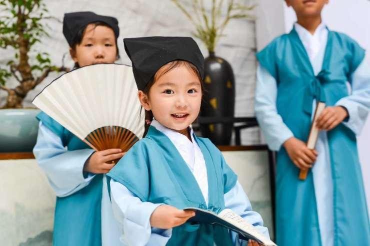 世界正东方 金科首届少儿东方文化节全国盛启