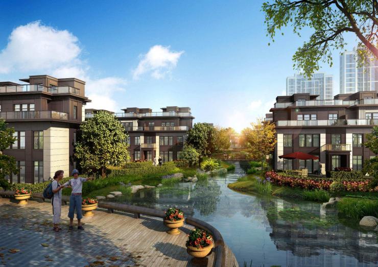 森林新都孔雀城 环境布局研发创造美好生活