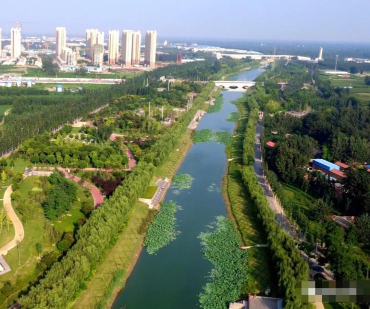 固安县打造京津保平原生态过渡带核心区!
