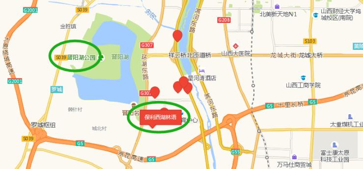 11亿!保利斩获晋阳湖东南岸两宗地块 发展潜力有多大?