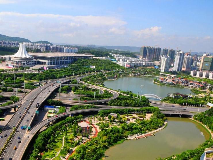 南宁正确的打开方式——中国的绿城