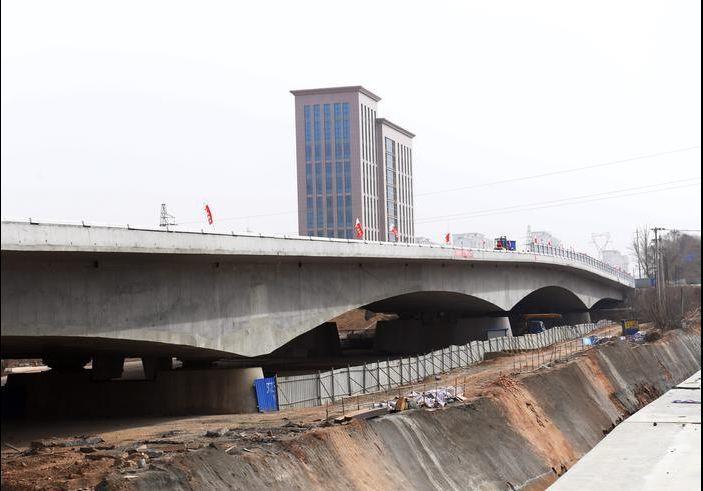 西宁市绕城环线大湟平公路计划今年8月建成通车