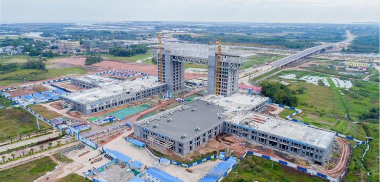 防城港市边海经济带建设步伐加快