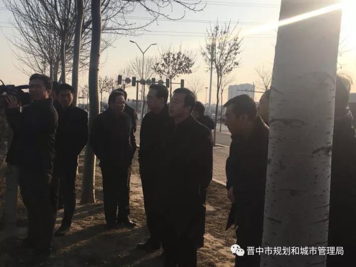 市政府郝向明副市长调研市城区黑臭水体整治