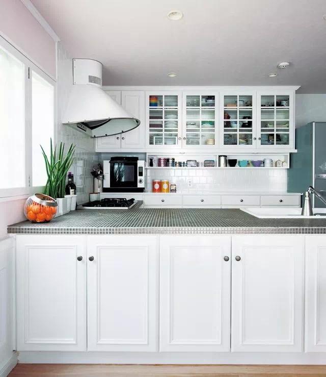 独特的厨房设计案例,一分钟刷新你对厨房的认识