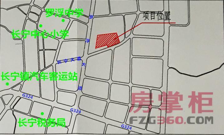 号外!保利地产再发力 2.5亿斩获博罗长宁镇近4万平商住地
