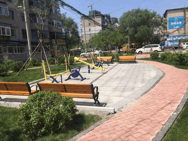 沈北新区三年内再造60个街角, 未来你将生活在公园里!