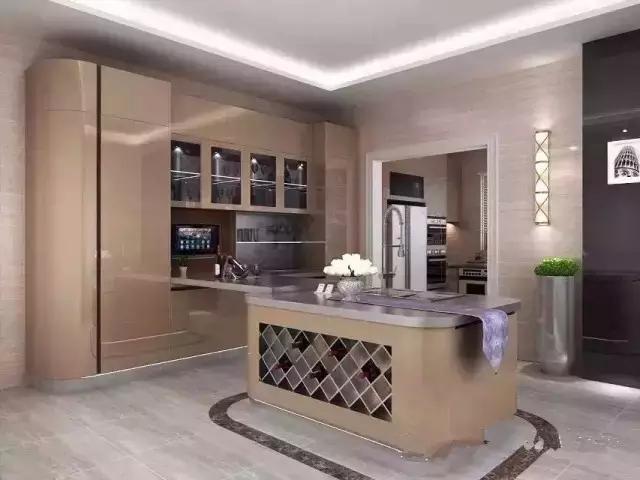 为什么说厨房一定要选择不锈钢橱柜