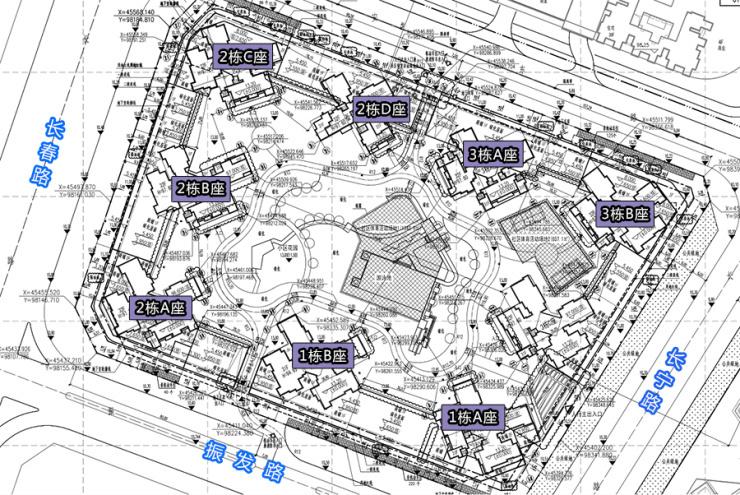 天汇城二期12月4日开盘 1568套住宅首付约93
