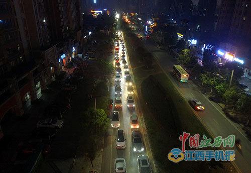 南昌岭口路改造为何至今未开工?(图)