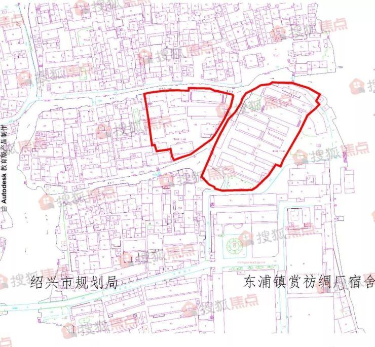 镜湖新一轮拆迁启动 涉及1.8万方 征收红线图及补偿方案出炉