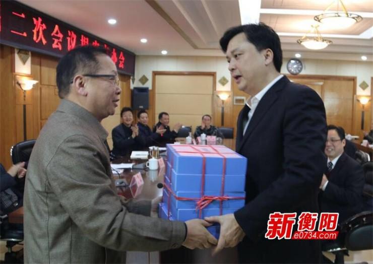 衡阳市政协快速交办十二届二次会议545件提案