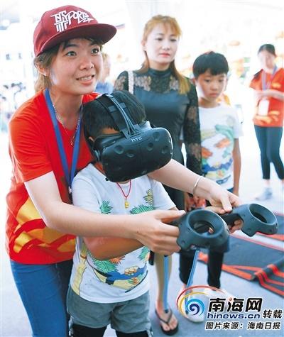 玩转7天长假!首届中国体育庙会三亚开幕