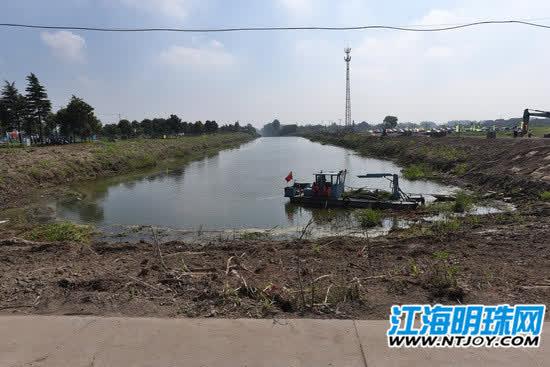 如泰运河接通工程开工 隔断半个世纪的水道明年贯通