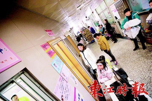 儿童看病难 儿科医生缺 市人大:惠州应该建一所儿童医院