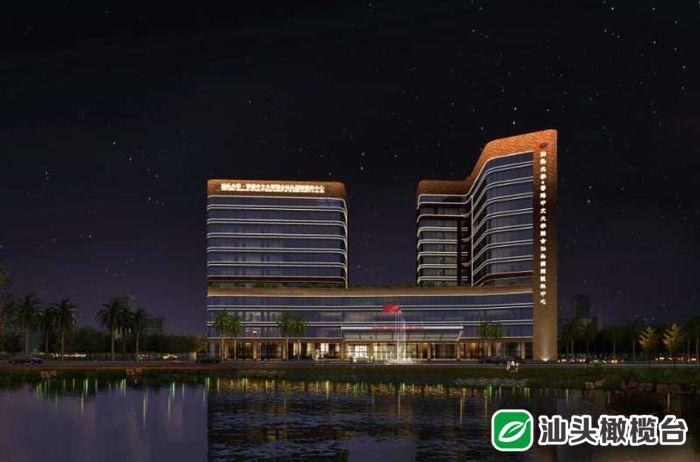 汕头国际眼科中心扩建,将建成国际优秀眼科中心