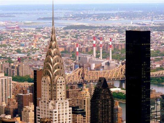 昆仑志•世界观 大都会建筑经典之纽约帝国大厦