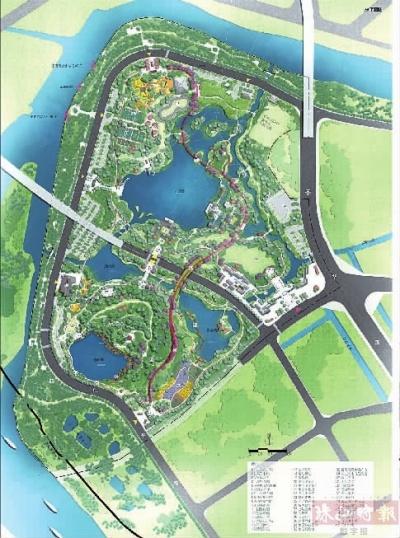 禅城科学布局构建大型公园与中小型公园相映成趣的城市绿化脉络