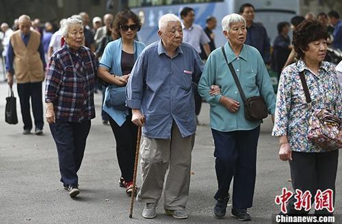 休闲发展报告:中国银发群体休闲公共设施不足