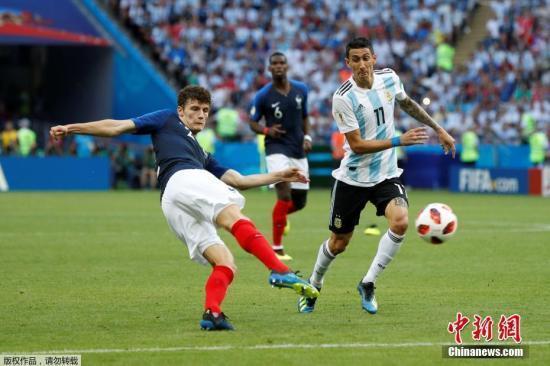 德尚:有很多声音批评法国队 但是我们踢的非常好