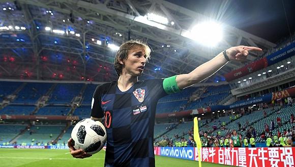 【世界杯男子图鉴】当世克鲁伊夫?我们欠莫德里奇的金球奖总要兑现