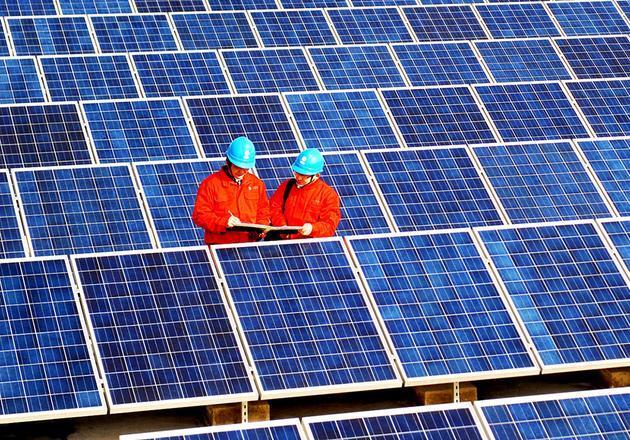 晶澳太阳能从美股退市 拟借壳天业通联回A股