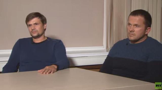 俄媒称前间谍中毒案嫌犯现身:其否认是特工,担心安全怕外出