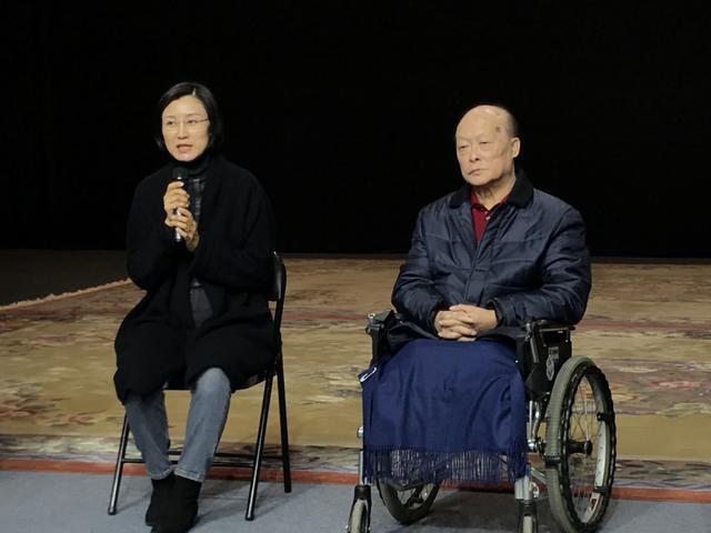 张火丁12月北京开唱,为了20年老搭档
