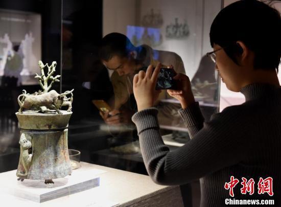 两百余件中国西南地区青铜重器首次集结重庆展出
