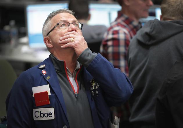 2020年爆发危机?摩根大通预计美股将暴跌20%