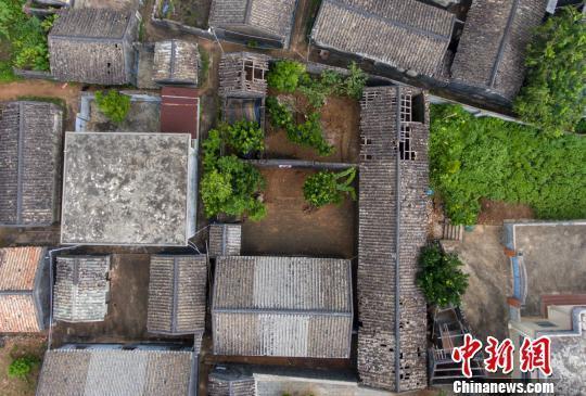 探訪海口江東新區傳統村落:林市村三座百年僑院訴說昔日輝煌