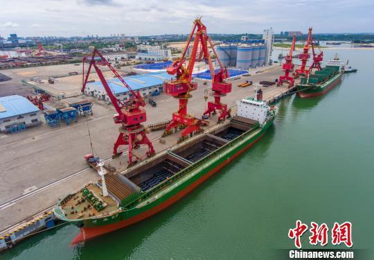 通讯:海口打造海南自贸区(港)核心港口经济功能区