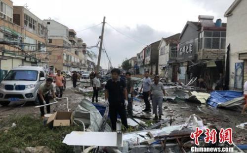 徐州暴雨已致7死18伤 90多万人受灾