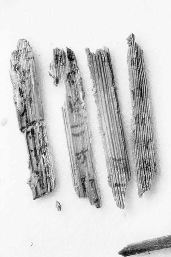山西首次出土汉简,墓主或为西汉代王