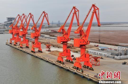 """江苏滨海LNG项目""""增容"""" 备战长三角天然气消费升级"""