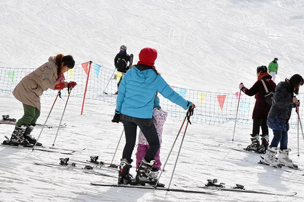 全球滑雪人群達1.3億,中國已成最大的初級滑雪者市場