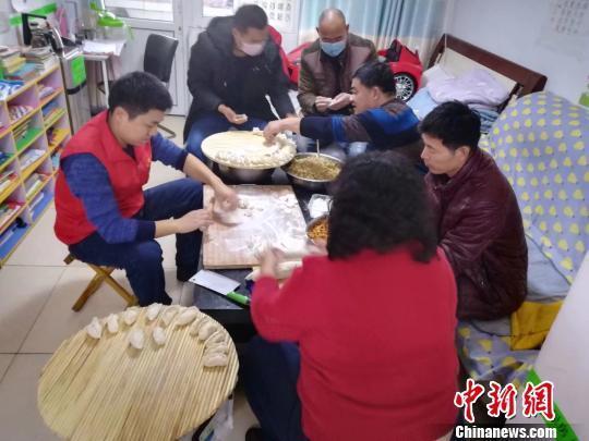 济南爱心厨房创始人李朋:希望爱心能够继续传递下去