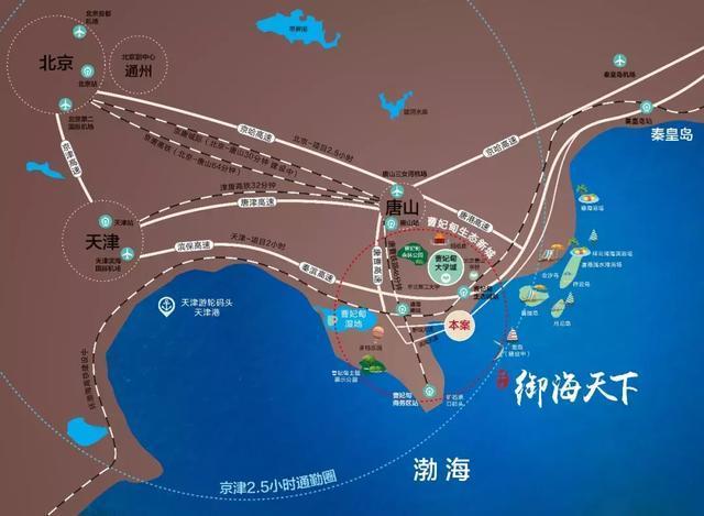 身在京津冀,随时开启海居生活