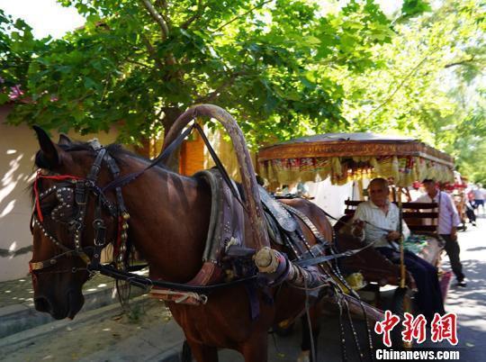 幸福美丽新边疆 新疆伊犁民俗旅游开辟增收新途径