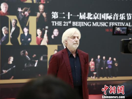 波兰钢琴大师齐默尔曼首登北京国际音乐节舞台