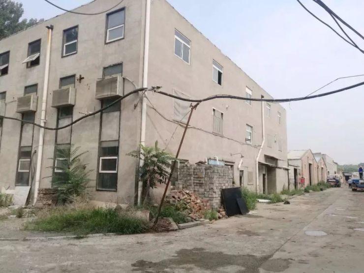 直击 | 出动800人次,李桥镇这处30亩地上建筑全拆了!