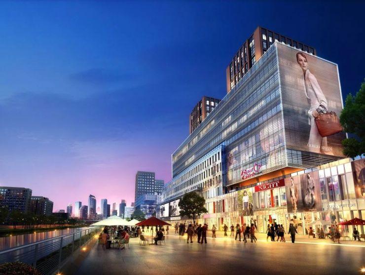 破局京西商业 重塑长安街延线商圈高度