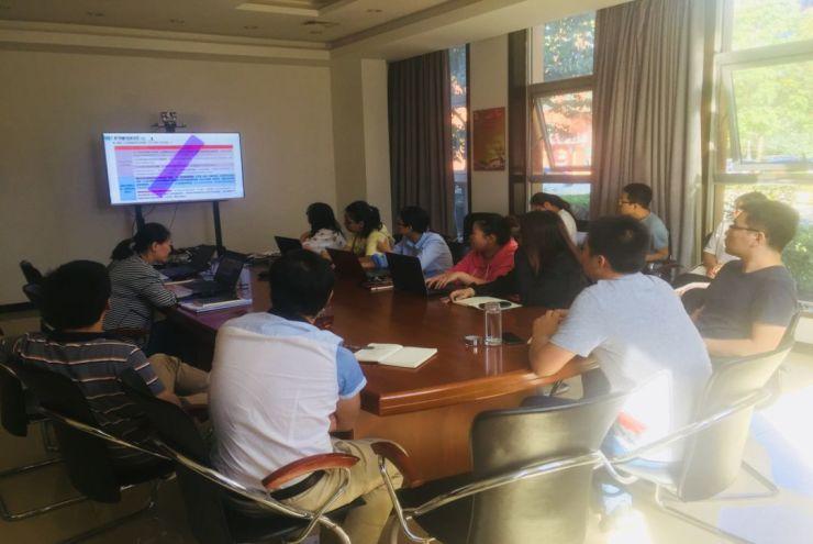 舜土规划举办国土空间规划编制系列研讨会