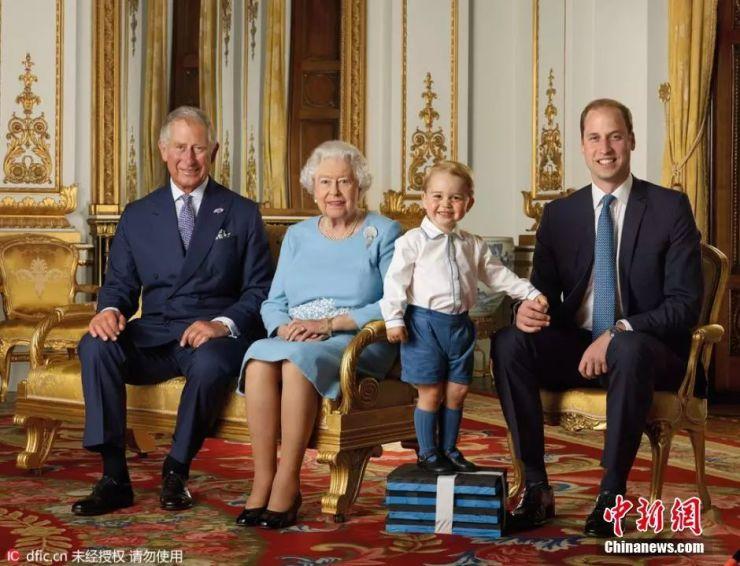 当了66年王储,他终于在这一天……70岁了