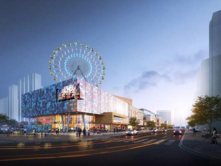 9站直达河西!这座900万方的国际智能生活大城,竟有如此大吸引力?
